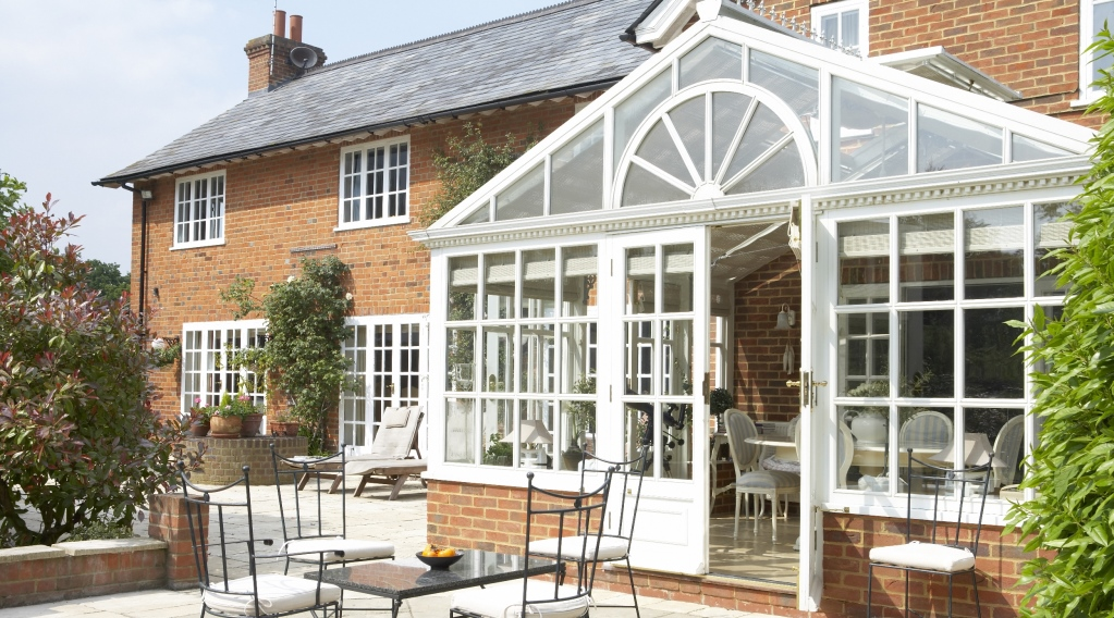 Conservatory and windows by Elvington Windows in York and the surrounding area